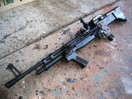 Asahi M60E3 STD (Long Barrel Version)